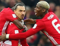 Manchester United 3-2 Southampton (Chung kết League Cup)