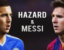 Lionel Messi vs Eden Hazard - Ai đẳng cấp hơn?