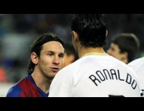 Messi và Ronaldo lần đầu tiên đối đầu nhau như thế nào?
