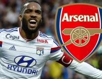 Alexandre Lacazette - Cái tên được Arsenal nhắm đến