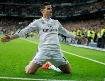 Lý do Man Utd thèm khát James Rodriguez