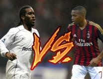 Jay-Jay Okocha vs Robinho - Bậc thầy kỹ thuật