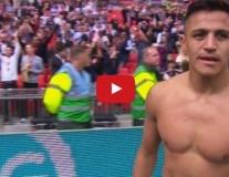Màn trình diễn của Alexis Sanchez vs Manchester City