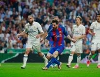 Real Madrid 2-3 Barcelona (Vòng 34 La Liga)