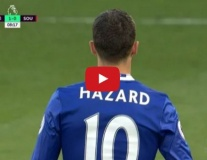 Màn trình diễn của Eden Hazard vs Southampton