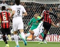 Balotelli đập tan hy vọng của PSG trong ngày Di Maria và Motta nhận thẻ đỏ