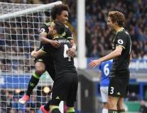 Chelsea xuất sắc vượt ải Everton ngay tại Goodison Park