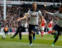 Highlight:Tottenham 2-o Arsenal (Vòng 35 Ngoại hạng Anh)