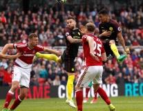 Jesus đánh đầu ghi bàn giải nguy cho Man City