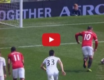 Màn trình diễn của Wayne Rooney vs Swansea