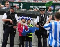 Wembley lại 'dậy sóng' chào đón tân binh Premier League
