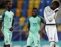 Hàng hot Bruma tỏa sáng, U21 Bồ Đào Nha vẫn rời EURO
