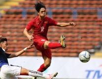 U22 Việt Nam 4-1 U22 Campuchia: Tuyệt vời Công Phượng