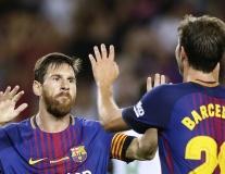 Barca thắng trận ra quân, gửi thông điệp chống khủng bố đến toàn thế giới