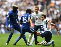 Tottenham 1-2 Chelsea: The Blues trở lại ngoạn mục