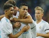 Real Madrid 2-1 Fiorentina: Cái bĩu môi ẩn ý của CR7