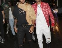 Neymar bị phát hiện 'cặp kè' với Lewis Hamilton