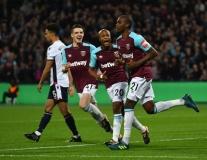 Đè bẹp đối thủ yếu, West Ham tiếp tục hồi sinh
