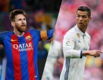 Fan Ronaldo 'nhắc nhở' Messi ai mới là người giỏi nhất