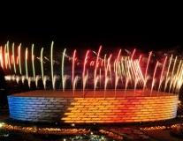 Vẻ lung linh của 3 sân vận động được UEFA 'chọn mặt gửi vàng'