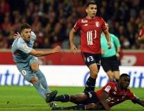 Lille 0-4 Monaco: Jovetic có bàn ra mắt, Falcao tiếp tục 'nổ súng'