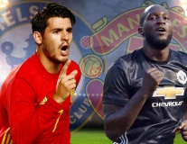 Fan Chelsea đã tìm ra bằng chứng cho thấy Morata 'ngon' hơn Lukaku