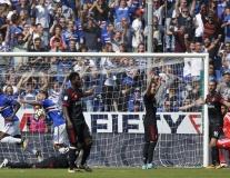 Sampdoria 2-0 AC Milan: Montella còn dám mơ cao?