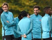 Dàn sao Chelsea đầy tự tin trước lần đụng độ Atletico