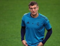 Toni Kroos trở lại sân tập, Real Madrid tự tin chiến Dortmund