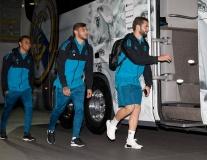 Ăn mặc 'xì tai', sao Real Madrid sẵn sàng chiến Tottenham