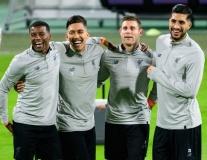 Thỉnh thoảng đến Slovenia, dàn sao Liverpool tranh thủ chụp ảnh lưu niệm