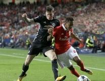 Benfica 0-1 Man United: Một bàn là đủ!