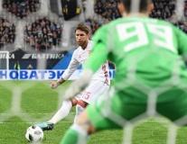 Ramos lập cú đúp, Tây Ban Nha vẫn bị Nga cầm hòa đầy kịch tính