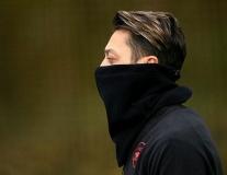 Ninja xuất hiện ở Arsenal trước Europa League