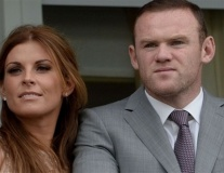 Vợ Rooney gây sốc với hình ảnh phát tướng khi tập gym