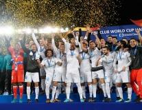 Cận cảnh cú ăn 5 thần thánh của Real Madrid trong năm 2017