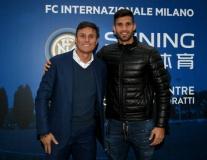 Huyền thoại Javier Zanetti đích thân chào đón Lisandro Lopez tới Inter