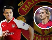 Tin chuyển nhượng | 16.1 | Có Sanchez, MU từ bỏ thương vụ  Griezmann