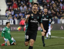 Lập siêu phẩm phút 89, Asensio giúp Real 'đặt gạch' một suất vào Bán kết