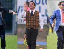 Đã tìm ra 'lão đại' có gu thời trang quái dị nhất bóng đá Italia