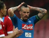 VAR lại gây ra tranh cãi trong trận đấu giữa Napoli và SPAL