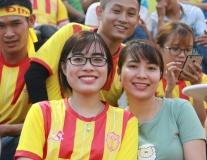 """""""Bóng hồng"""" Nam Định thổi lửa tại Bình Dương"""