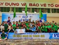 Bế mạc VUG 2018 khu vực Đà Nẵng: Đại học Đông Á lên ngôi sau loạt luân lưu kịch tính