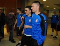 Phong độ cao, cựu sao Man City rạng rỡ nhận băng thủ quân Serbia