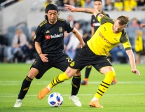 Bị 'bỏ rơi', dàn sao Dortmund lặn lội sang Mỹ chiến Lee Nguyễn