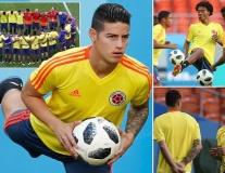 Súng đạn lên nòng, James Rodriguez chờ bùng nổ ở World Cup