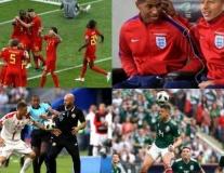 Dàn sao MU bất bại sau lượt trận thứ nhất World Cup 2018