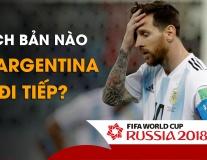Phân tích bảng đấu A,B,C,D sau lượt 2 | Cơ hội nào cho Messi và Argentina