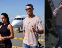 Dắt đại gia đình tới Turin, Ronaldo rạng rỡ chuẩn bị ra mắt Juventus