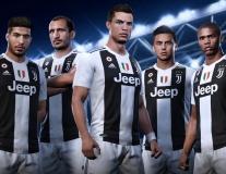 Ronaldo tới Juventus, FIFA 19 cũng nhanh chóng sửa lỗi